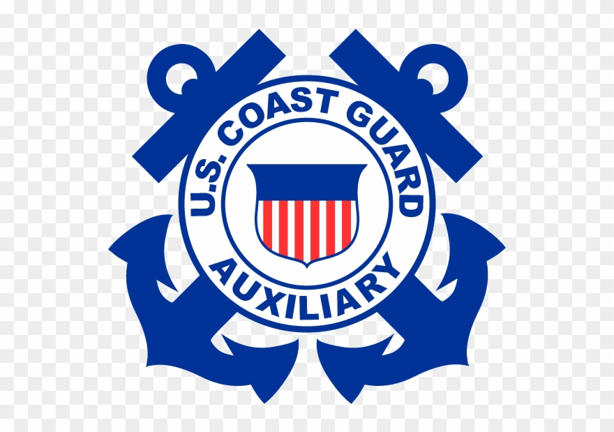 Coast Guard Auxiliary Png Coast Guard Logo Clipart.