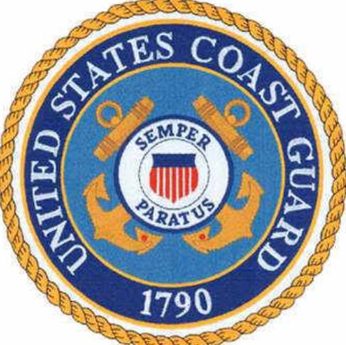 Coast Guard Day Clipart 2019.