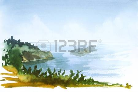 623 Tuscany Landscape Stock Vector Illustration And Royalty Free.