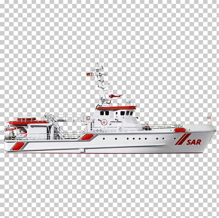 Harro Koebke Harro\'s Snowsports Patrol Boat Ship.