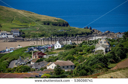 Coastal Landscape Stock Photos, Royalty.
