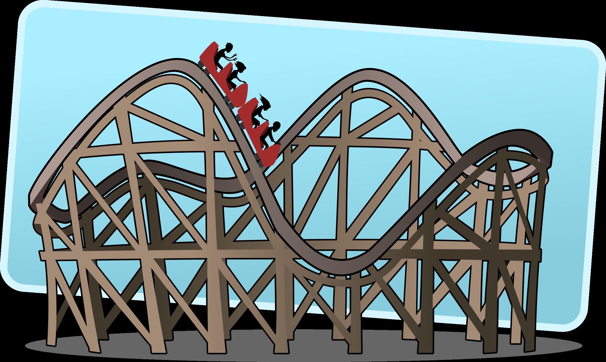 Roller Coaster Clipart & Roller Coaster Clip Art Images.