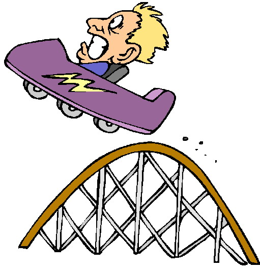 Rollercoaster clipart - Clipground