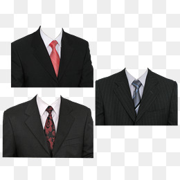 Suit And Tie PNG Images.