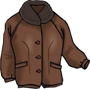 Coat Drive Clipart.