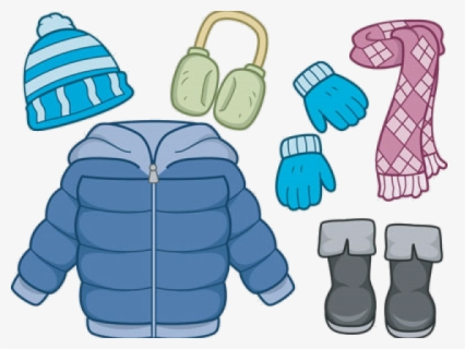 Free Winter Coat Clip Art with No Background , Page 2.