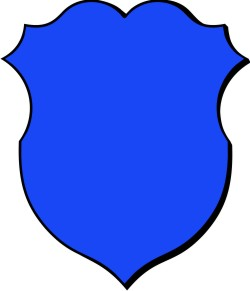Shield clip art for family coat of arms 5.