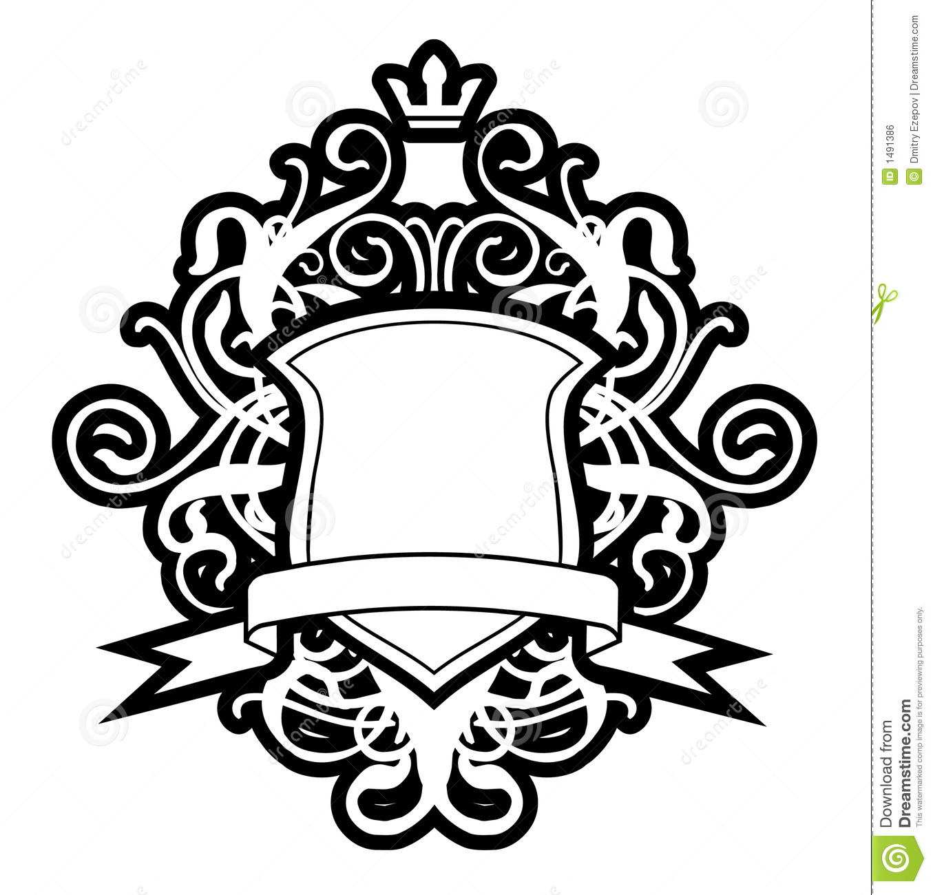 Free coat of arms clipart 5 » Clipart Station.