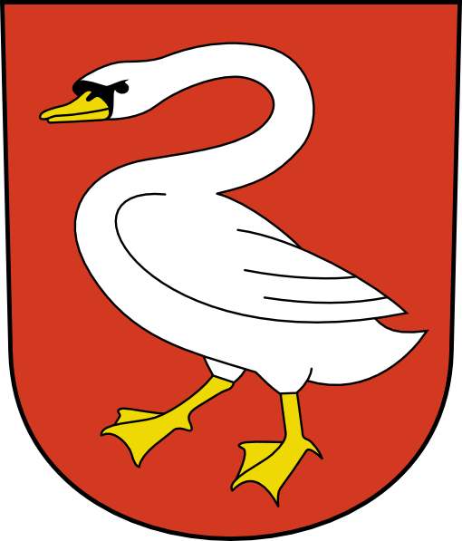 Swan Goose Coat Of Arms Clip Art at Clker.com.