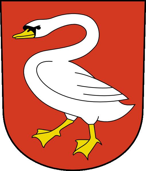 Swan Goose Coat Of Arms Clip Art at Clker.com.