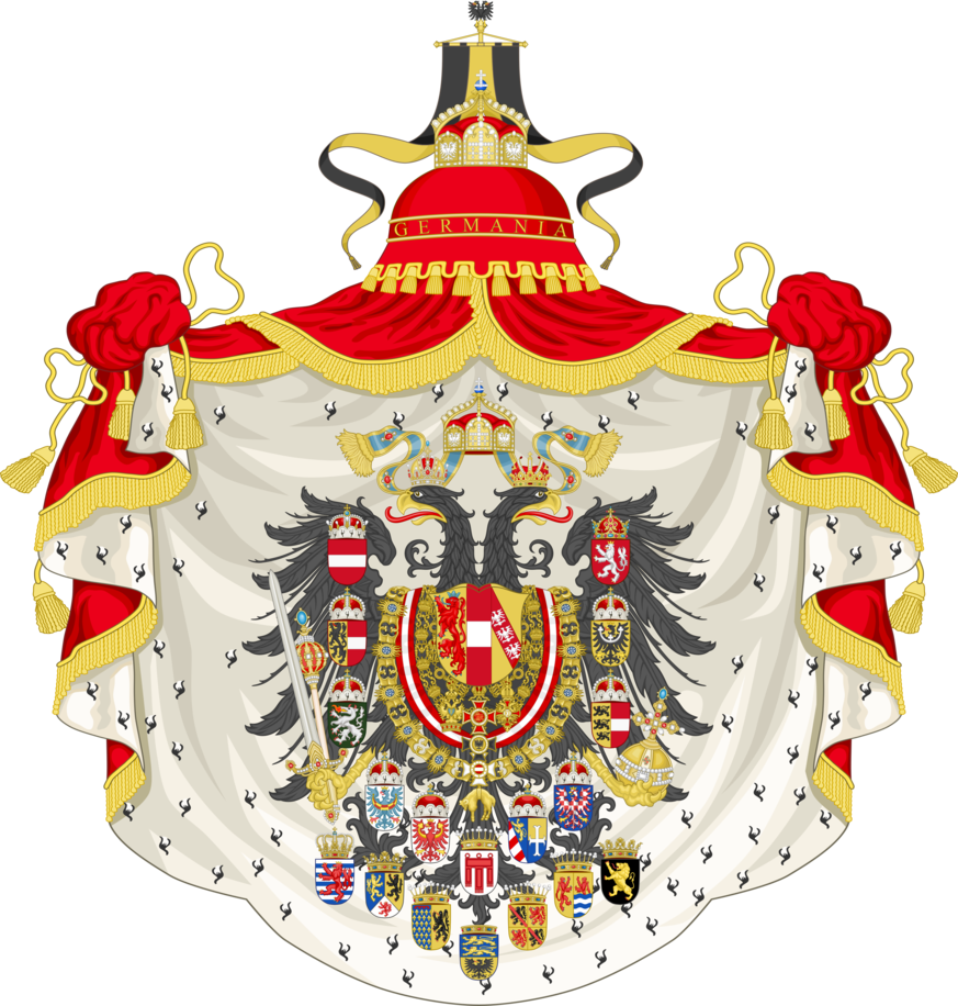 Coat of Arms of Habsburg Germany by HouseOfHesse on DeviantArt.