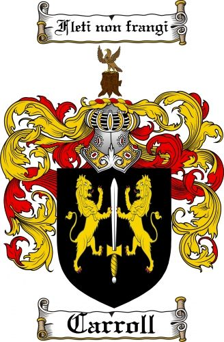 The Davis Family Coat of Arms.