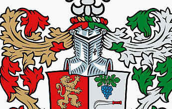 Family Crests & Custom Family Coat of Arms Artwork.