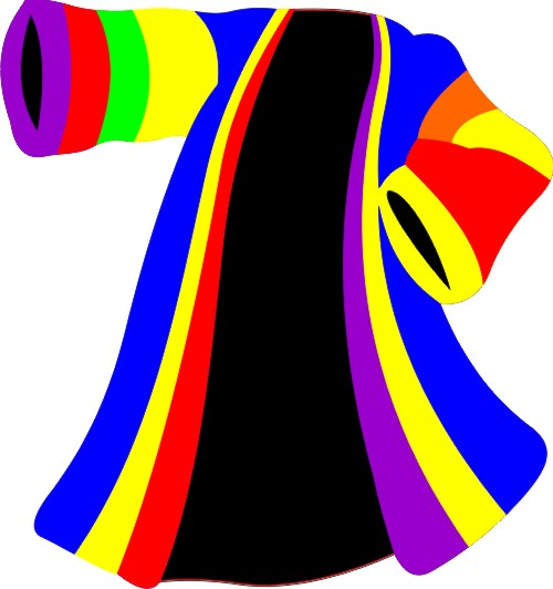 Joseph\'s Coat of Many Colors.