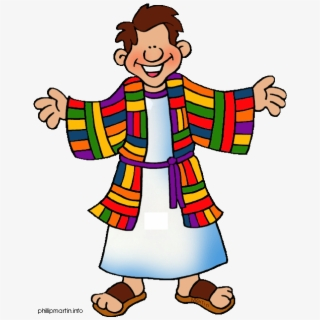 Joseph From The Bible Cartoon Clipart , Png Download.