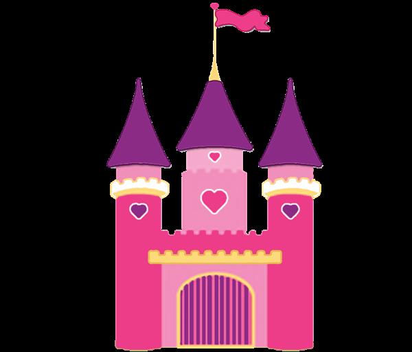 Free castle clipart vector.