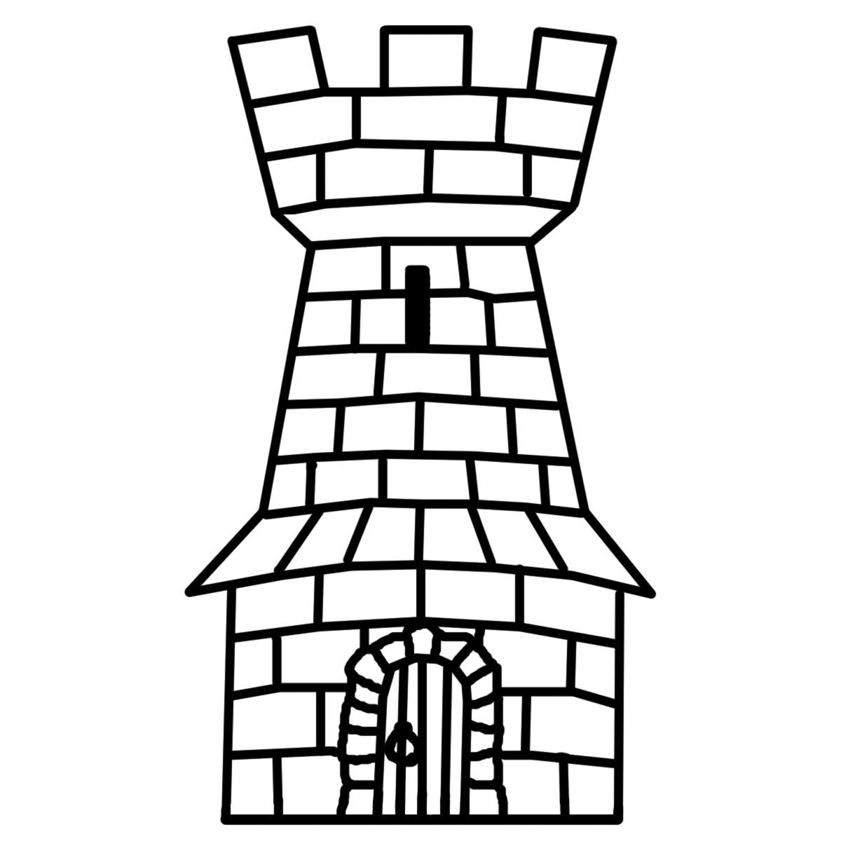 Free clip art castles medieval castle clip art for family coat 2.