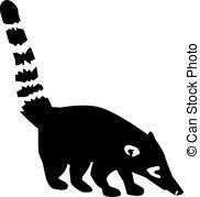 Coati Illustrations and Clip Art. 30 Coati royalty free.