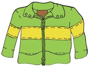 Coats Clipart.