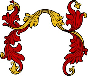 Coat of arms clipart.