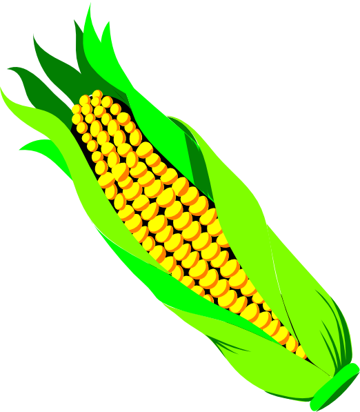 Corn On The Cob Clipart.