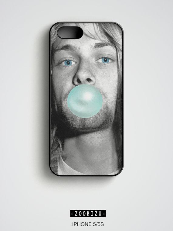Kurt cobain iphone clipart.