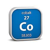 Cobalt clipart.