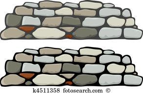 Cobble stone Clip Art EPS Images. 321 cobble stone clipart vector.