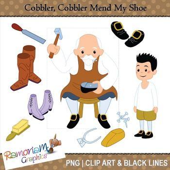 Cobbler, cobbler clip art.