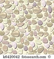 Cobblestones Clipart Vector Graphics. 573 cobblestones EPS clip.