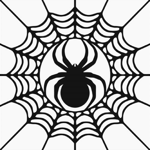 Cobweb Clip Art.