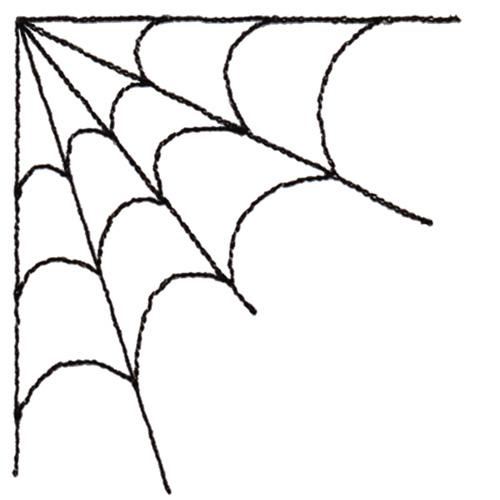 Cobweb Clipart.