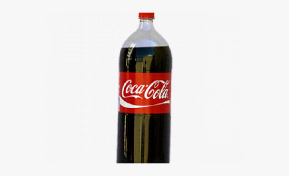 Cocacola Clipart Plastic Soda Bottle.