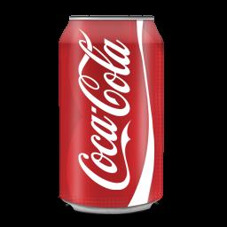 Coca Cola Can Icon.