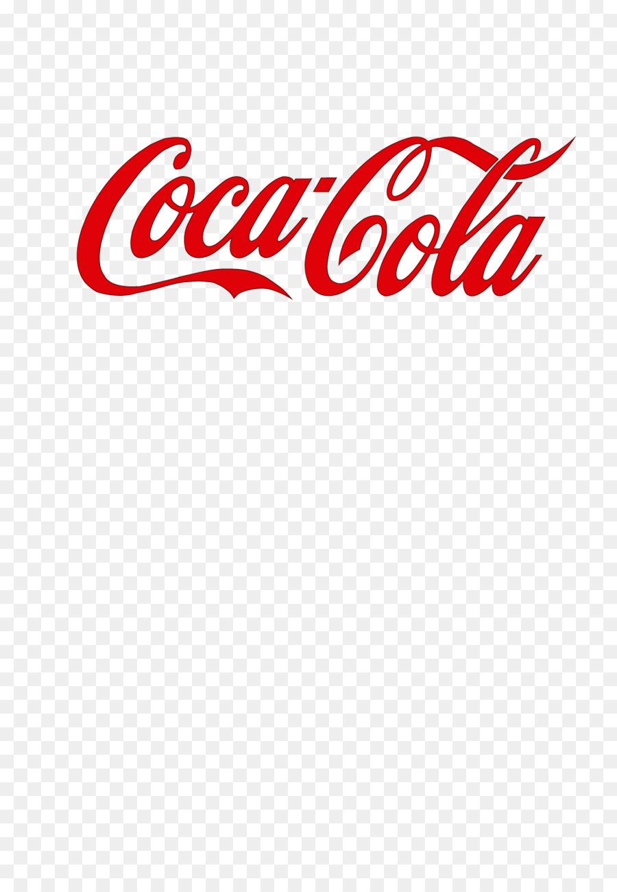 Logo Coca Cola png download.