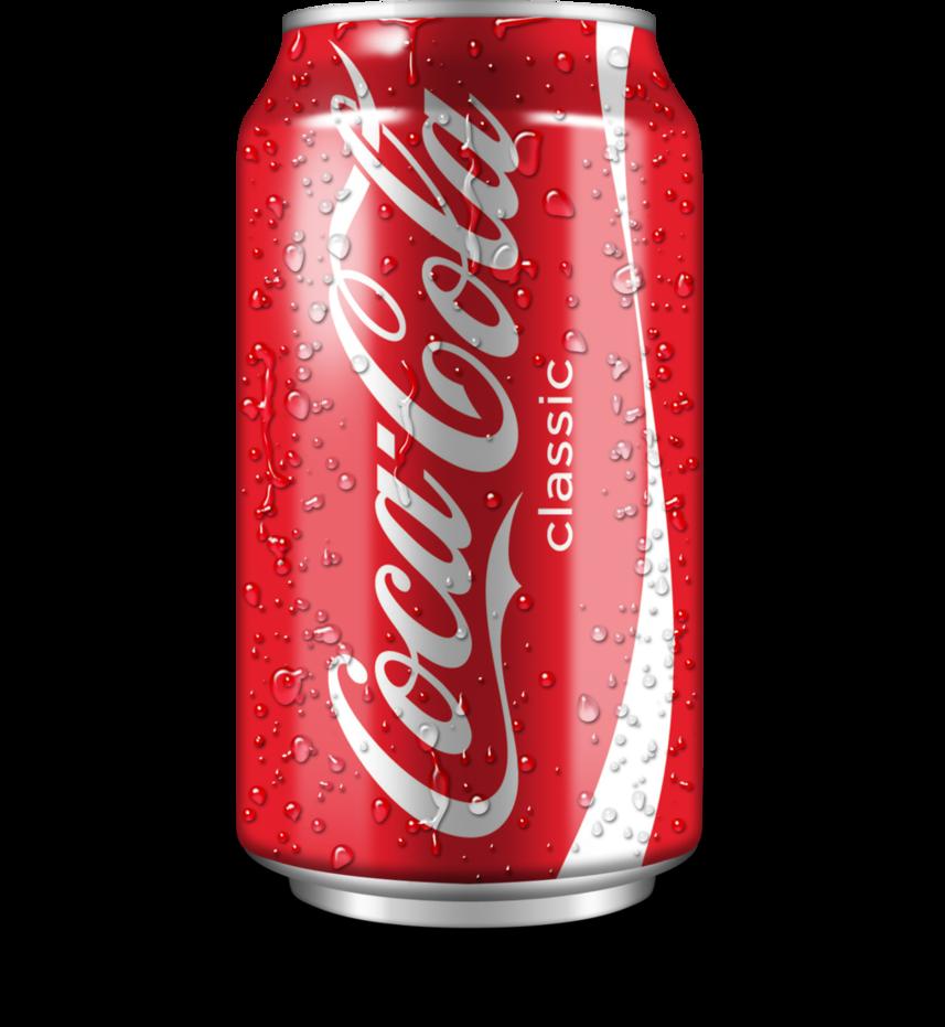 Coca Cola Transparent Image.