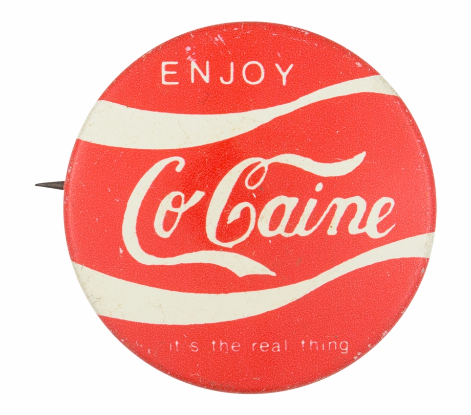 Enjoy Cocaine.