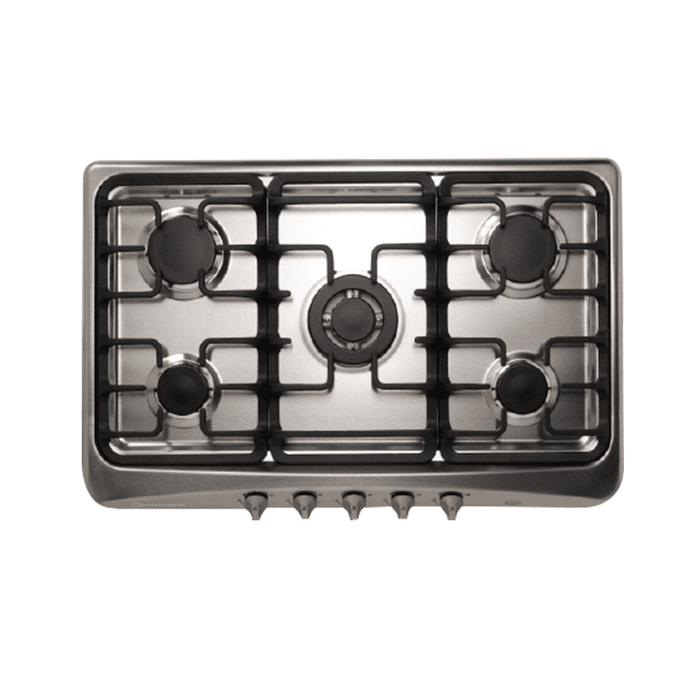 Cocina empotrable Quarzo 80Cm.