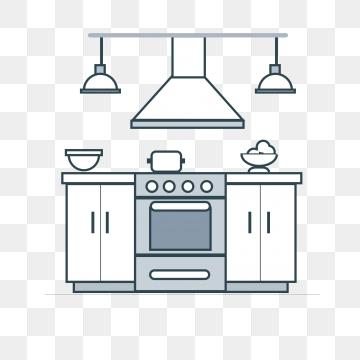 Muebles De Cocina Png, Vectores, PSD, e Clipart Para Descarga.