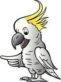 Cockatoo Clipart EPS Images. 286 cockatoo clip art vector.