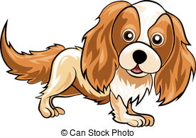 Spaniel Clipart and Stock Illustrations. 695 Spaniel vector EPS.