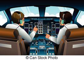 EPS Vectors of Cockpit.