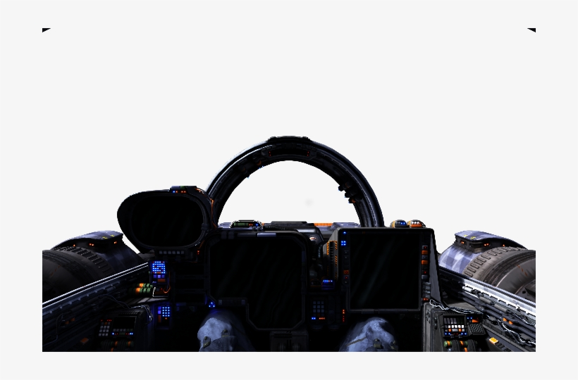 And Its Cockpit.