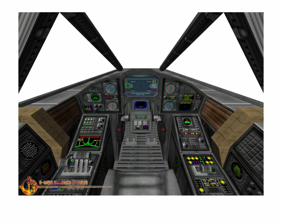 Report Rss Assault Gunboat Cockpit.