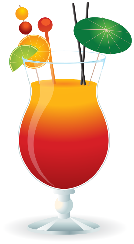 Free to Use & Public Domain Cocktail Clip Art.