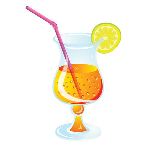 Cocktail Clipart.