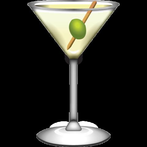 Margarita Cocktail Emoji.