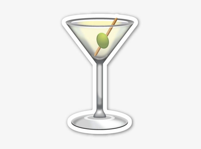 Cocktail Glass.