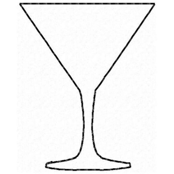 Martini glass pictures clip art.