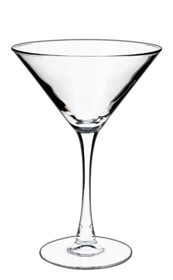 Cocktail Glass Clipart.